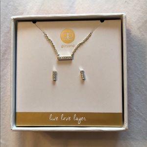 Gorjana Jewelry Set